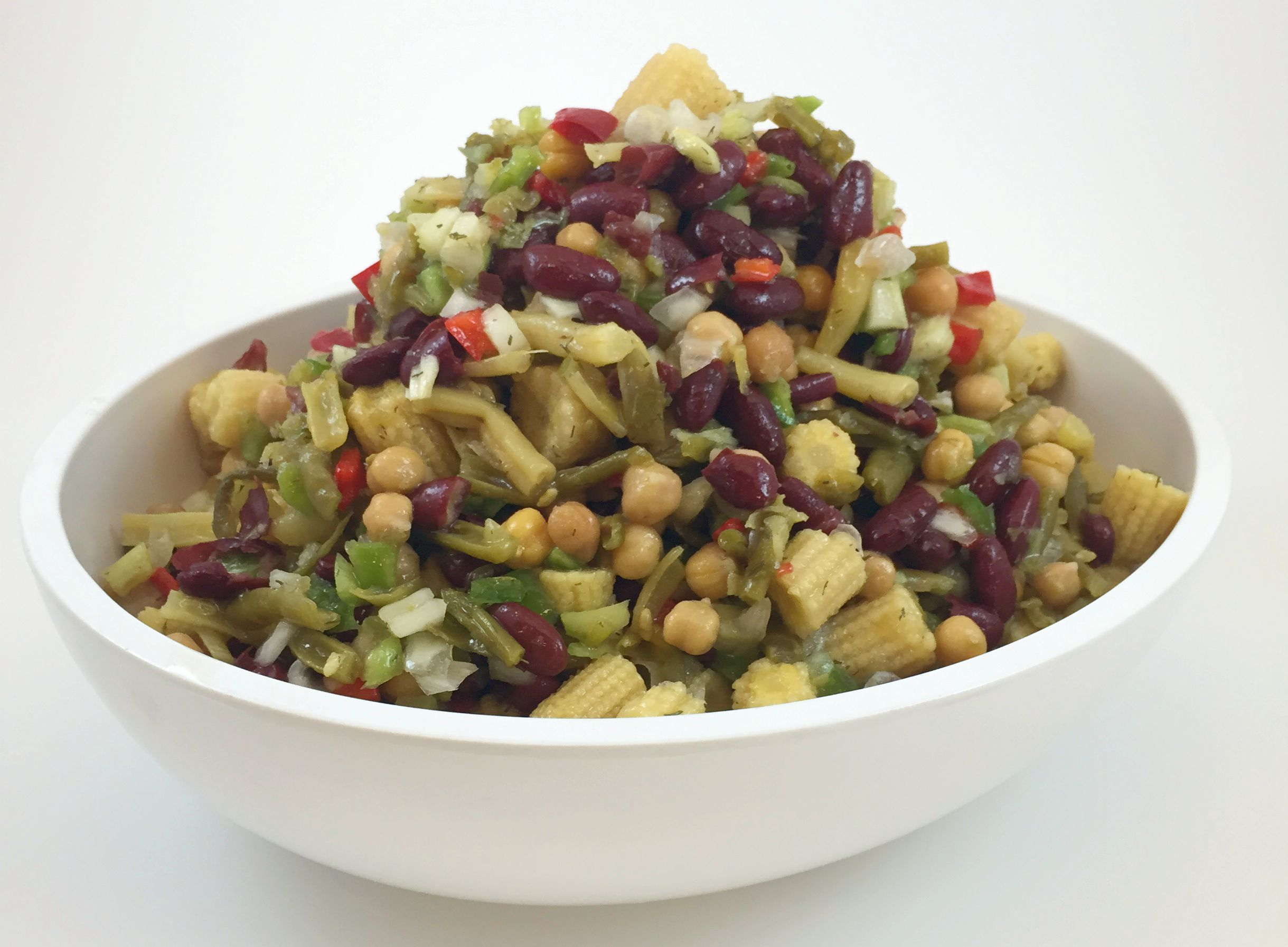 Sweet Bean Salad